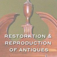 antiques restoration by handmade custom woodwork atlanta