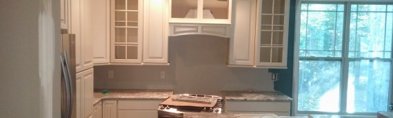 KITCHEN REMODEL SHARPSBURG GA