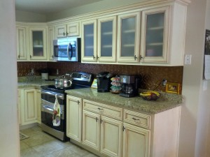 Custom kitchens by top Atlanta Carpenter Handmade Custom Woodwork